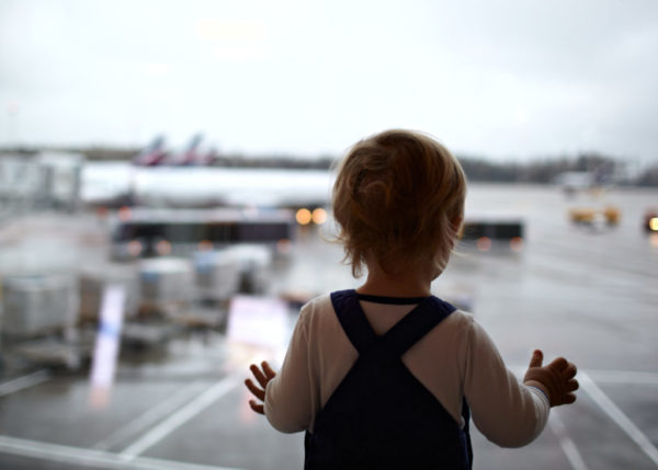 Под Новый год в Россию вернут 30 детей из Ирака