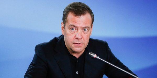 Медведев объявил об окончании подготовки нацпроектов