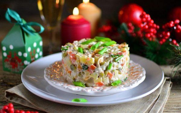 Постные рецепты к Новому году. И рождественский гусь
