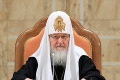 Патриарх Кирилл: Переименование УПЦ может обернуться кровавыми конфликтами