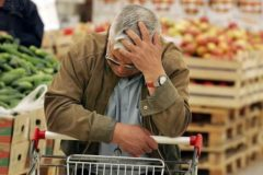 В 2018 году продукты питания в России дорожали в три раза быстрее, чем в ЕС