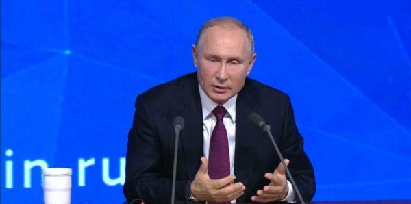Путин о ситуации с Церковью на Украине: Такого не было со времен Советского Союза