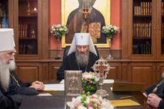Синод Украинской Православной Церкви запретил в служении двух иерархов за участие в раскольническом соборе
