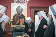 Синод Украинской Православной Церкви назвал «объединительный собор» незаконным собранием