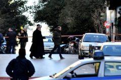 В Афинах около церкви взорвалась бомба
