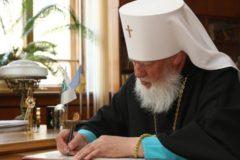 Митрополит Одесский попросил Патриарха Кирилла помочь возвращению украинских моряков домой