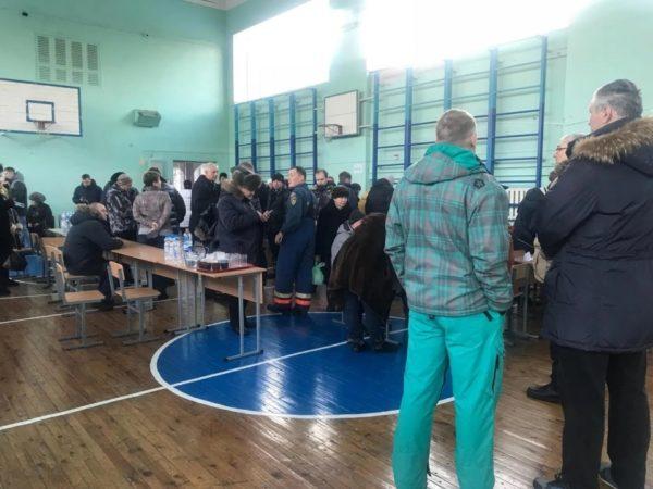 Магнитогорская епархия создала штаб помощи пострадавшим при взрыве газа