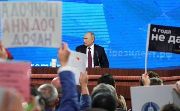 Путин: Москва не одобряет попыток Киева растащить русский и украинский народы