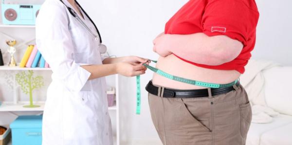 Названы семь регионов, где больше всего людей с ожирением и диабетом