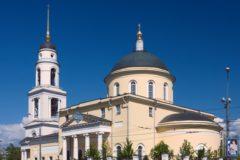 Храм у Никитских ворот, где венчался Пушкин, передан в собственность Церкви