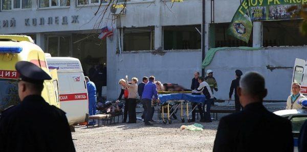 Семьям погибших и пострадавших в Керчи перевели 15 млн рублей от благотворителей