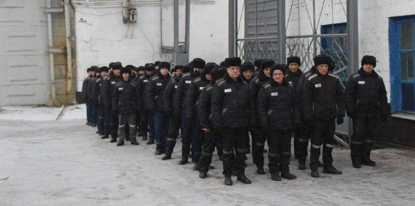 Россия оказалась на первом месте в Европе по числу заключенных