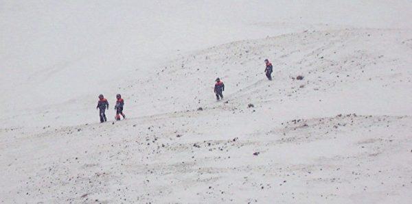В Хабаровском крае из-за схода лавины погибли двое человек, всех пострадавших нашли