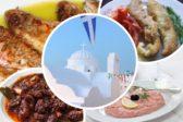 Пост по-гречески – что приготовить к празднику