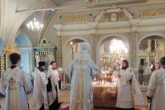 В Новодевичьем монастыре прошла панихида по Доктору Лизе