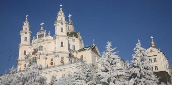 Комиссия нашла сооружения Почаевской лавры идеально сохранившимися