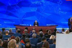 Путин о повышении пенсионного возраста: Страна была вынуждена это сделать