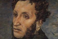 В Русском музее нашли утраченный портрет Пушкина работы Петрова-Водкина