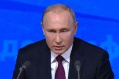 Путин рассказал о современных героях