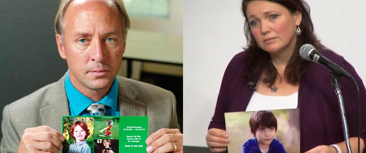 Родители убитых в школе «Сэнди-Хук» детей сняли новое видео против насилия