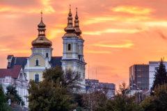 Прихожане и священники собора Винницы отказались поддержать   митрополита-раскольника, который ушел в «автокефальную церковь»