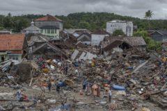 Жертвами цунами в Индонезии стали более 280 человек
