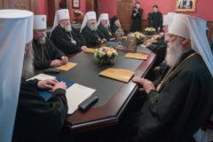 В Киеве началось заседание Синода Украинской Православной Церкви