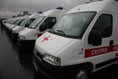 Минтруд закупит для региональных больниц спецтранспорт для пожилых пациентов и инвалидов