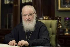 Патриарх Кирилл: Дай Бог, чтобы мы всегда были на стороне света