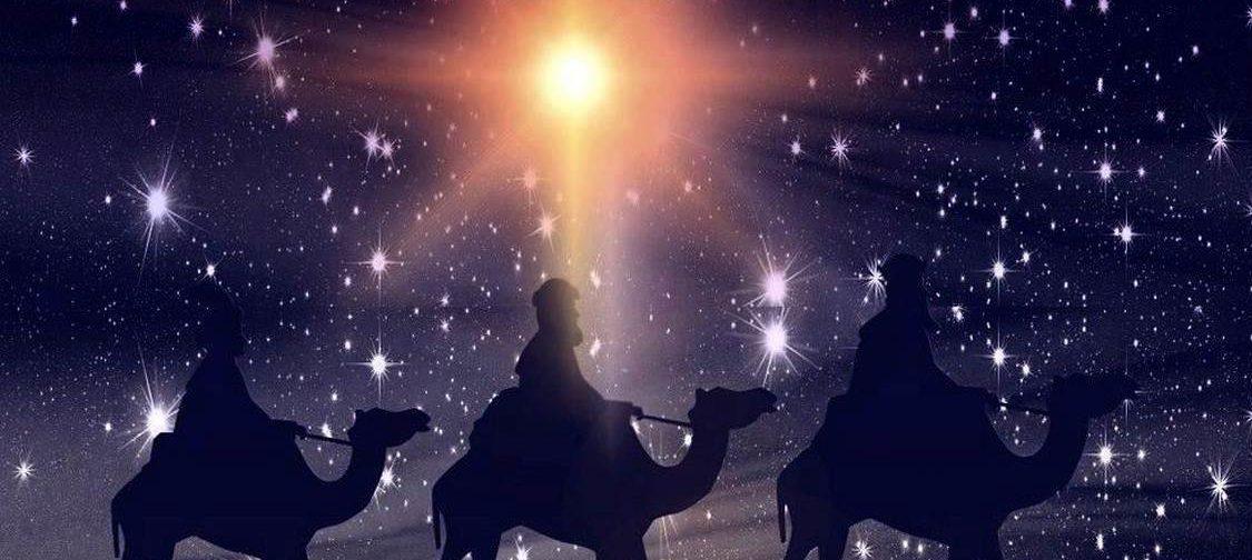 Звезда Рождества горит всегда — и присоединиться к волхвам никогда не поздно