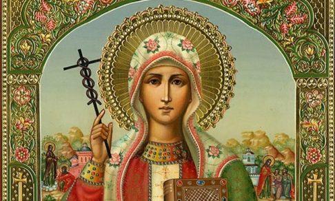 Святая равноапостольная Нина - 27 января день памяти: житие, иконы, молитва