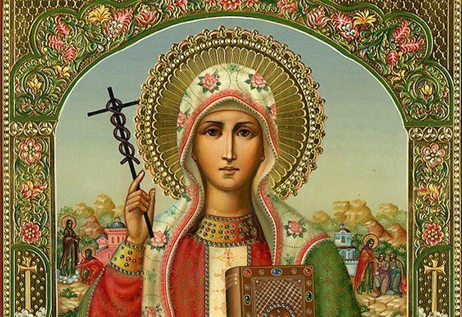 Святая равноапостольная Нина — 27 января день памяти: житие, иконы, молитва