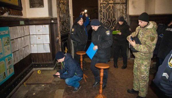 В Сумах во время праздничной службы в соборе произошел взрыв