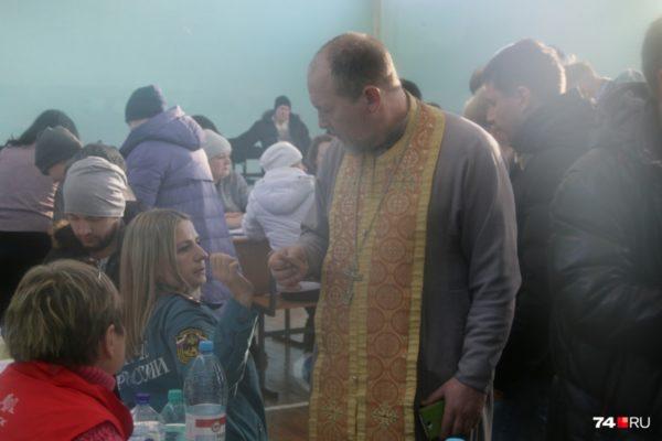 Магнитогорский священник: За сутки увидел и боль, и чудеса, и помощь Божью