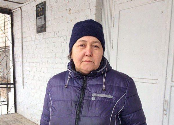 Жители Магнитогорска отблагодарили волонтерку епархии, которая кормила работающих на завалах спасателей