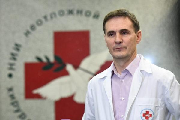 Хирург рассказал, как лечат выжившего при взрыве в Магнитогорске младенца