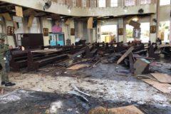 При теракте вкатолическом соборе наФилиппинах погибли 19 человек