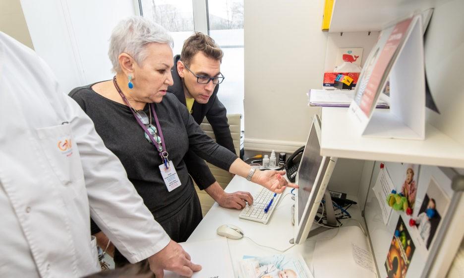 Центр врожденной патологии GMS Clinic