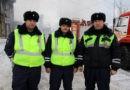 Иркутские полицейские спасли из огня семерых детей