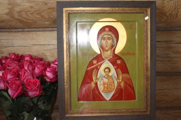 Церковь празднует память иконы Богородицы «Помощница в родах»