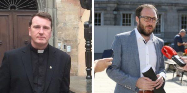 В Ирландии священник не допустил к причастию депутата, голосовавшего за аборты