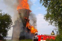 В Кондопоге снимут фильм про восстановление сгоревшего храма и подозреваемого в поджоге мальчика