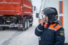 В новогодние праздники сотрудники МЧС спасли более 1,6 тысячи человек
