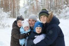 Четверо детей и порок сердца. Откладывать операцию нельзя