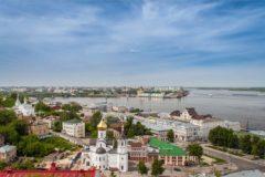 Нижний Новгород признали самым комфортным городом России