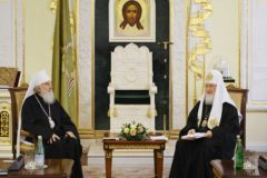 Патриарх Кирилл сравнил положение сербов в Косово с гонениями на УПЦ