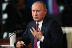 Путин: Новая «церковь» на Украине – исключительно политический и светский проект
