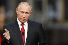 Путин: Инициаторы церковного раскола на Украине словно учились у безбожников прошлого века