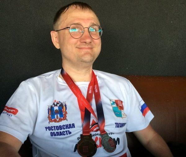 Россиянин-паралимпиец получил в США спортивный «Оскар»