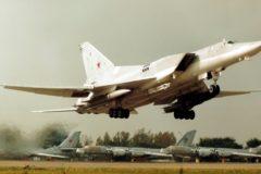 В Мурманской области разбился бомбардировщик, погибли два летчика